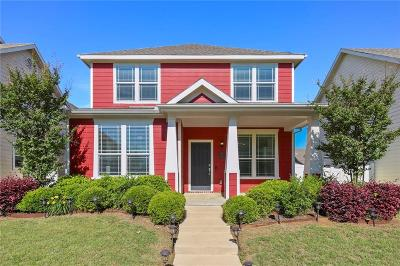 Aubrey Single Family Home For Sale: 2009 Hartwell Court