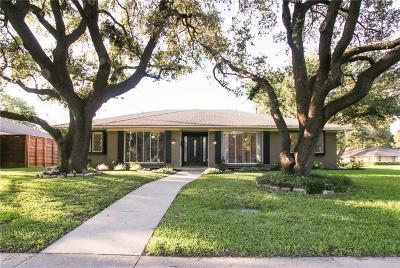 Single Family Home For Sale: 7141 Clearhaven Drive