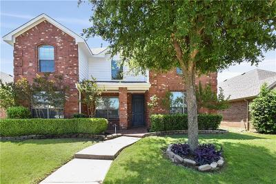 McKinney Single Family Home For Sale: 4537 Maidstone Way