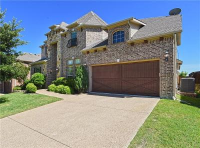 McKinney Single Family Home For Sale: 4313 Oxbow Drive