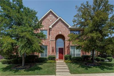Frisco Single Family Home For Sale: 4138 Honor Drive