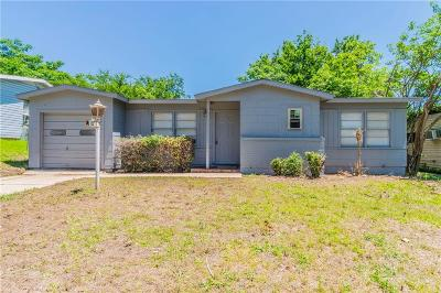 Fort Worth Single Family Home For Sale: 2321 Flemming Drive