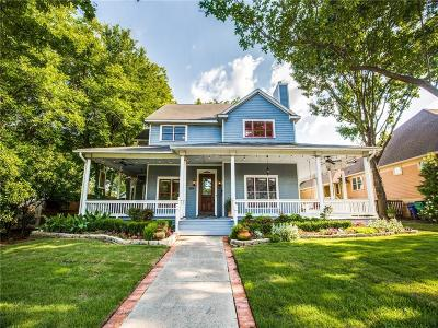 Mckinney Single Family Home For Sale: 505 Heard Street