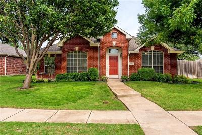 Rockwall Single Family Home Active Option Contract: 2111 Garrison Drive