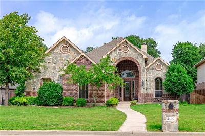 Single Family Home For Sale: 3409 Texas Trail
