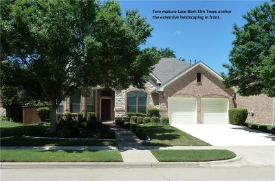 Grand Prairie Single Family Home Active Option Contract: 2612 Waters Edge Drive