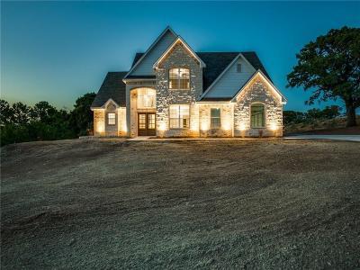 Joshua Single Family Home For Sale: 1701 Summit Drive