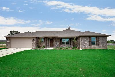 Parker County Single Family Home For Sale: 171 Springwood Ranch Loop