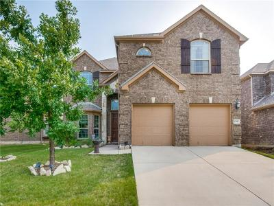 Little Elm Single Family Home For Sale: 13913 Blueberry Hill Drive