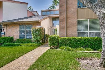 Dallas, Fort Worth Townhouse For Sale: 9306 Emberglow Lane