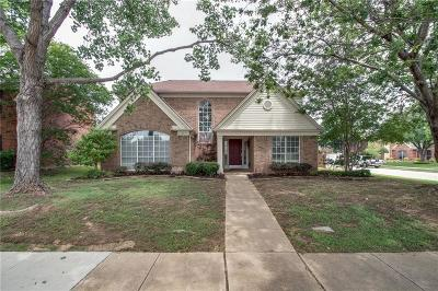 Lewisville Single Family Home For Sale: 1311 Autumn Trail