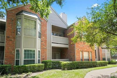 Dallas Condo For Sale: 12660 Hillcrest Road #5202