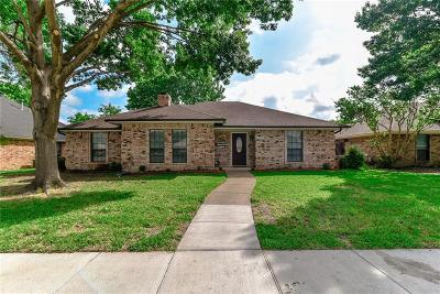 Garland Single Family Home For Sale: 3114 Queenswood Lane