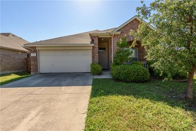 Denton County Single Family Home For Sale: 1135 Red Robin Drive