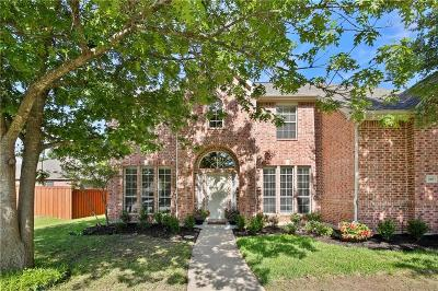 Sachse Single Family Home For Sale: 7207 Pheasant Court