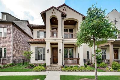 Frisco Single Family Home For Sale: 4119 Wellesley Avenue