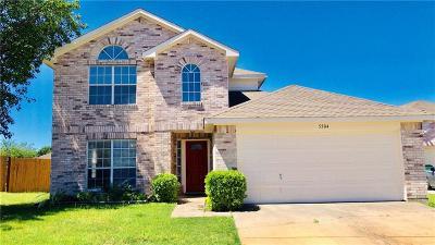 Watauga Single Family Home For Sale: 5504 Timber Ridge Court