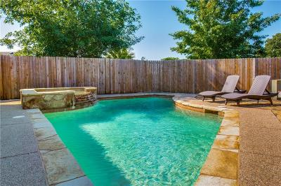 Burleson Single Family Home For Sale: 2841 Greenway Drive