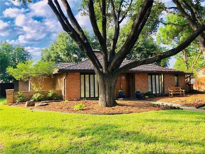 Dallas, Fort Worth, Highland Park Single Family Home For Sale: 10309 Carry Back Circle