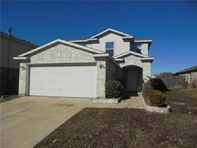 Dallas Single Family Home For Sale: 1123 Tomahawk Drive