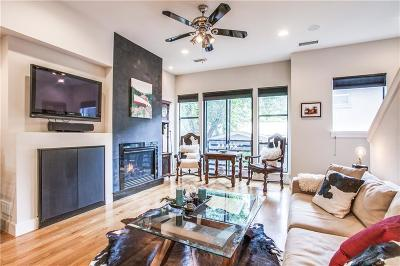 Dallas, Fort Worth Condo For Sale: 4614 Cedar Springs Road #C