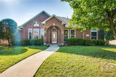 Rowlett Single Family Home For Sale: 5710 Antioch Drive