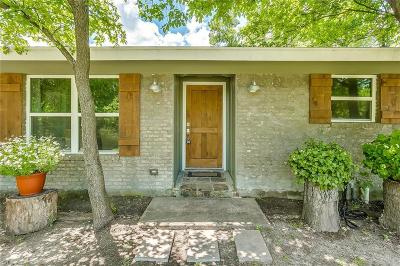 Azle Single Family Home For Sale: 140 Huling Drive