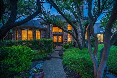 Dallas Single Family Home For Sale: 5923 Bonnard Drive