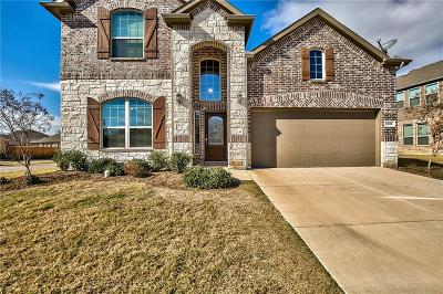 Prosper Single Family Home For Sale: 1405 Palestine Drive