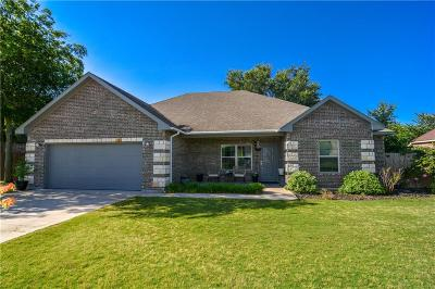Stephenville Single Family Home For Sale: 1040 Antelope Trail
