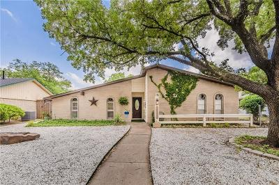 Garland Single Family Home For Sale: 3110 Teakwood Drive