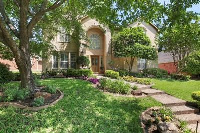 Allen Single Family Home For Sale: 313 Sonoma Drive