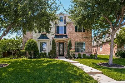 Frisco Single Family Home For Sale: 5501 Bay Meadows Drive