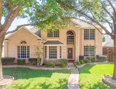 Allen Single Family Home Active Option Contract: 1111 Easton Lane