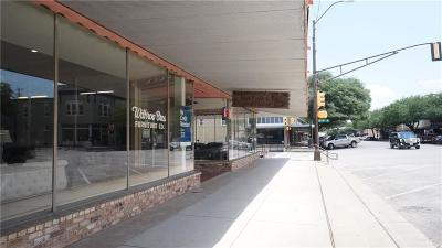 Corsicana Commercial For Sale: 301 N Beaton Street