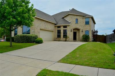Forney Single Family Home For Sale: 1150 Leafy Glade Road