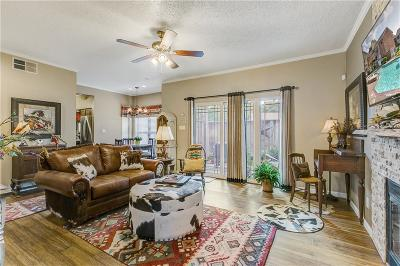 Tarrant County Condo For Sale: 2700 Silver Creek Drive #166