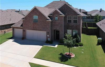 Little Elm Single Family Home For Sale: 1213 Freesia Drive