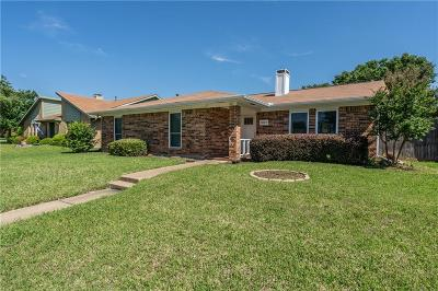 Carrollton Single Family Home For Sale: 2019 Lyon Court