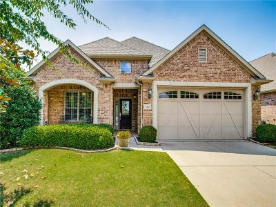 Frisco Single Family Home Active Option Contract: 7465 Spruce Creek Lane