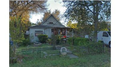 Dallas Single Family Home For Sale: 4706 Sylvester Street