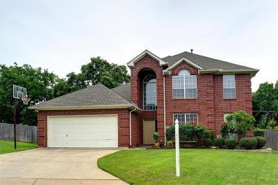 Arlington Single Family Home For Sale: 4204 Bretts Court