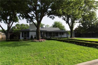 Dallas Single Family Home For Sale: 6032 Linden Lane