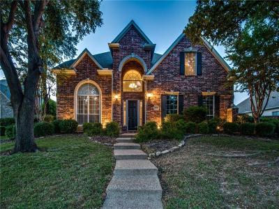 Flower Mound Single Family Home For Sale: 3712 Ping Drive