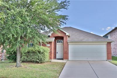Fort Worth Single Family Home For Sale: 313 Mystic River Trail