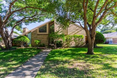 Dallas Single Family Home For Sale: 6004 Spring Flower Trail