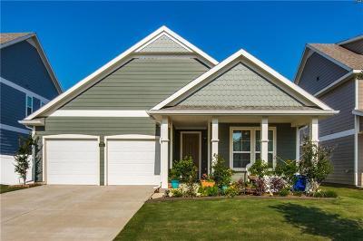 Aubrey Single Family Home For Sale: 6012 Tallisa Drive