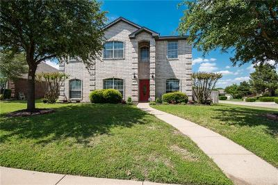 Frisco Single Family Home For Sale: 11912 Galleon Road