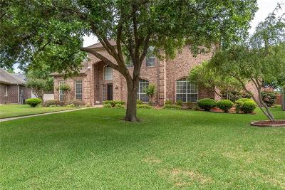 Mesquite Single Family Home For Sale: 1714 Rosbury Court
