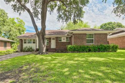 Richardson Single Family Home For Sale: 742 Dumont Drive
